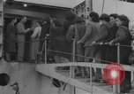Image of war brides Europe, 1946, second 4 stock footage video 65675047843