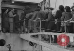Image of war brides Europe, 1946, second 8 stock footage video 65675047843