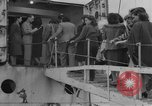 Image of war brides Europe, 1946, second 11 stock footage video 65675047843