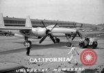 Image of Hughes XF-11 military aircraft California United States USA, 1947, second 1 stock footage video 65675047844