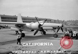Image of Hughes XF-11 military aircraft California United States USA, 1947, second 2 stock footage video 65675047844