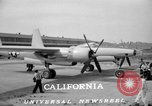 Image of Hughes XF-11 military aircraft California United States USA, 1947, second 3 stock footage video 65675047844