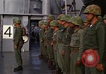 Image of United States Marines on transport ship Okinawa Japan, 1961, second 4 stock footage video 65675047858