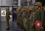 Image of United States Marines on transport ship Okinawa Japan, 1961, second 12 stock footage video 65675047858