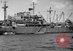 Image of United States hospital ship Normandy France, 1944, second 3 stock footage video 65675047860