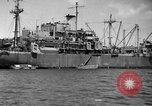 Image of United States hospital ship Normandy France, 1944, second 4 stock footage video 65675047860