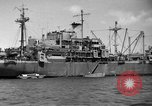 Image of United States hospital ship Normandy France, 1944, second 5 stock footage video 65675047860