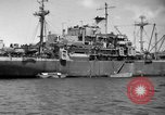 Image of United States hospital ship Normandy France, 1944, second 7 stock footage video 65675047860