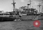 Image of United States hospital ship Normandy France, 1944, second 9 stock footage video 65675047860
