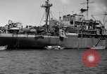 Image of United States hospital ship Normandy France, 1944, second 10 stock footage video 65675047860