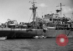 Image of United States hospital ship Normandy France, 1944, second 11 stock footage video 65675047860