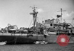 Image of United States hospital ship Normandy France, 1944, second 12 stock footage video 65675047860