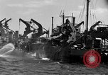 Image of United States Liberty ships Normandy France, 1944, second 6 stock footage video 65675047863