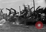 Image of United States Liberty ships Normandy France, 1944, second 7 stock footage video 65675047863