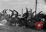 Image of United States Liberty ships Normandy France, 1944, second 9 stock footage video 65675047863