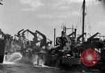 Image of United States Liberty ships Normandy France, 1944, second 12 stock footage video 65675047863