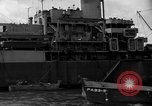 Image of USS Bayfield APA-33 Normandy France, 1944, second 10 stock footage video 65675047865