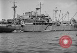 Image of United States hospital ship Normandy France, 1944, second 3 stock footage video 65675047868