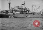 Image of United States hospital ship Normandy France, 1944, second 4 stock footage video 65675047868