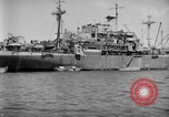 Image of United States hospital ship Normandy France, 1944, second 7 stock footage video 65675047868