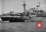 Image of United States hospital ship Normandy France, 1944, second 11 stock footage video 65675047868