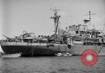 Image of United States hospital ship Normandy France, 1944, second 12 stock footage video 65675047868