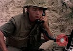Image of United States Marines White Beach Cap Batangan Vietnam, 1965, second 10 stock footage video 65675047889