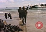 Image of Landing Craft Utility Cap Batangan Vietnam, 1965, second 2 stock footage video 65675047894