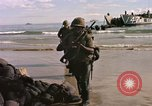 Image of Landing Craft Utility Cap Batangan Vietnam, 1965, second 4 stock footage video 65675047894