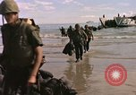 Image of Landing Craft Utility Cap Batangan Vietnam, 1965, second 10 stock footage video 65675047894