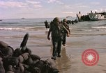 Image of Landing Craft Utility Cap Batangan Vietnam, 1965, second 12 stock footage video 65675047894
