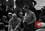 Image of United States Navy personnel Iwo Jima, 1945, second 11 stock footage video 65675047897