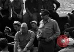 Image of United States Navy personnel Iwo Jima, 1945, second 12 stock footage video 65675047897