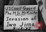 Image of Japanese prisoners Iwo Jima, 1945, second 2 stock footage video 65675047898