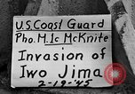Image of Japanese prisoners Iwo Jima, 1945, second 3 stock footage video 65675047898