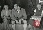 Image of Adolf Hitler's guests Berchtesgaden Germany, 1940, second 8 stock footage video 65675047911