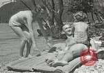 Image of Eva Braun Berchtesgaden Germany, 1940, second 7 stock footage video 65675047912