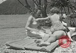 Image of Eva Braun Berchtesgaden Germany, 1940, second 9 stock footage video 65675047912