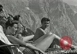 Image of Adolf Hitler's companion Berchtesgaden Germany, 1940, second 7 stock footage video 65675047913