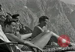 Image of Adolf Hitler's companion Berchtesgaden Germany, 1940, second 8 stock footage video 65675047913