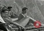 Image of Adolf Hitler's companion Berchtesgaden Germany, 1940, second 9 stock footage video 65675047913