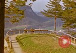 Image of panoramic view Berchtesgaden Germany, 1940, second 4 stock footage video 65675047918