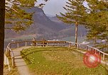Image of panoramic view Berchtesgaden Germany, 1940, second 6 stock footage video 65675047918