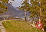 Image of panoramic view Berchtesgaden Germany, 1940, second 8 stock footage video 65675047918