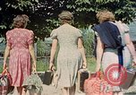 Image of Eva Braun Berchtesgaden Germany, 1940, second 9 stock footage video 65675047926