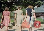 Image of Eva Braun Berchtesgaden Germany, 1940, second 10 stock footage video 65675047926