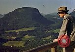 Image of Adolf Hitler Berchtesgaden Germany, 1938, second 10 stock footage video 65675047936