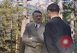 Image of Adolf Hitler Berchtesgaden Germany, 1938, second 12 stock footage video 65675047938
