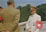 Image of Adolf Hitler Berchtesgaden Germany, 1940, second 5 stock footage video 65675047939