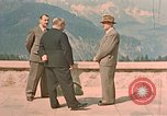 Image of Adolf Hitler at Berghof Berchtesgaden Germany, 1940, second 5 stock footage video 65675047946